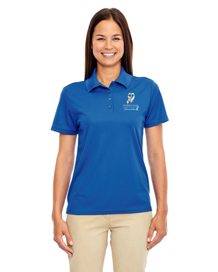 Picture of FCSF - Ladies Ribbon Polo Shirt - Limited Edition - VOLUNTEER