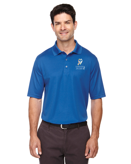 Picture of FCSF - Men's Ribbon Polo Shirt - Limited Edition - VOLUNTEER